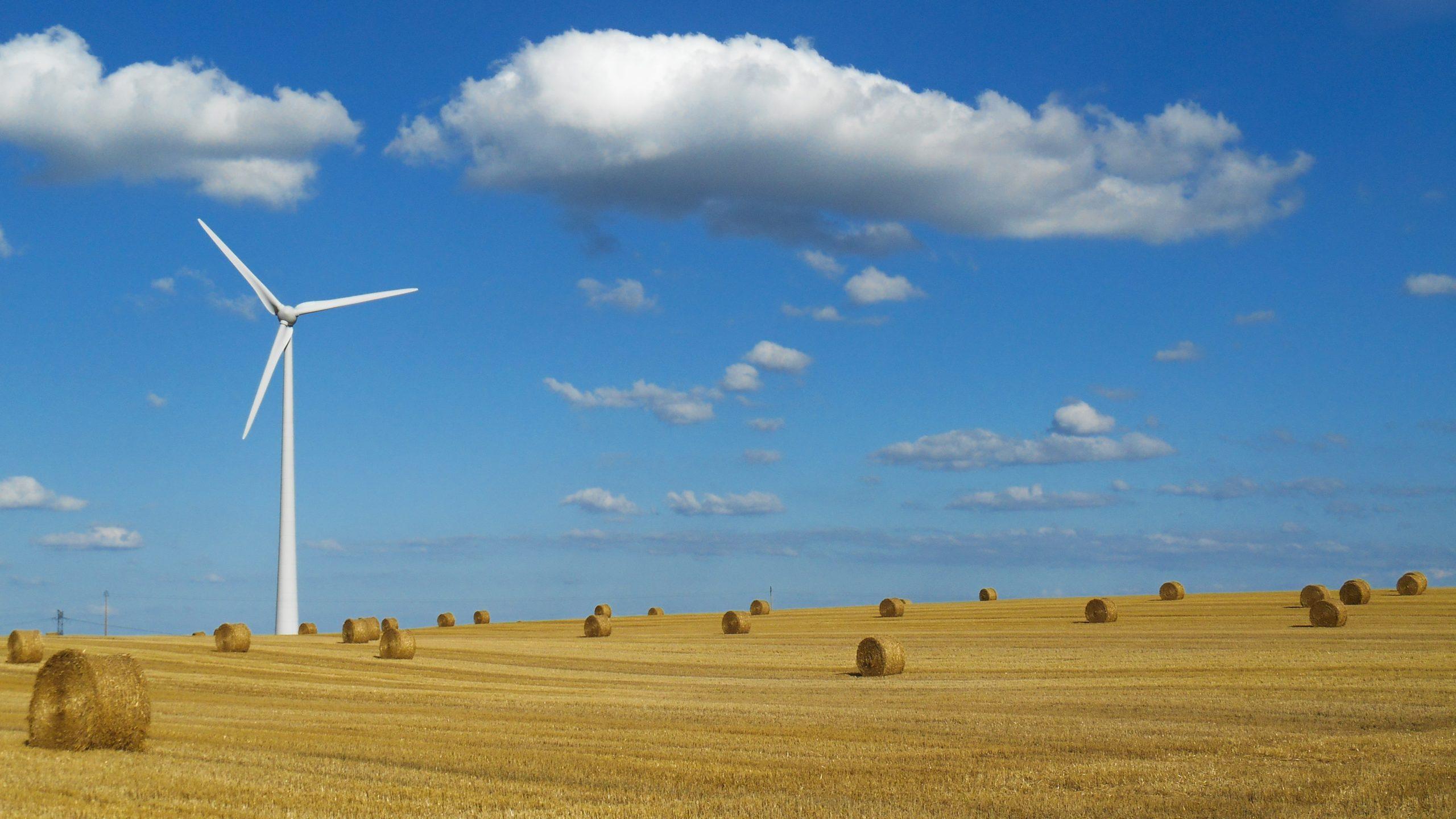 Parc éolien Epuron en Charente